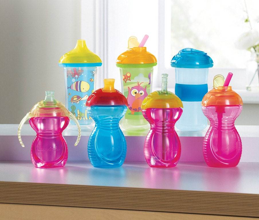 Sippy Cup Tips From Real Moms
