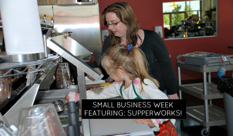 Small Business Week Feature: Supperworks!